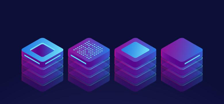Server-vector image