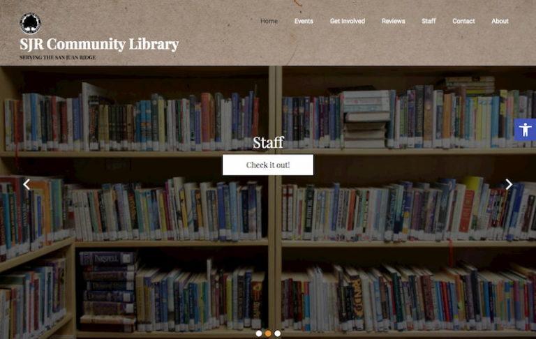 SJR Library